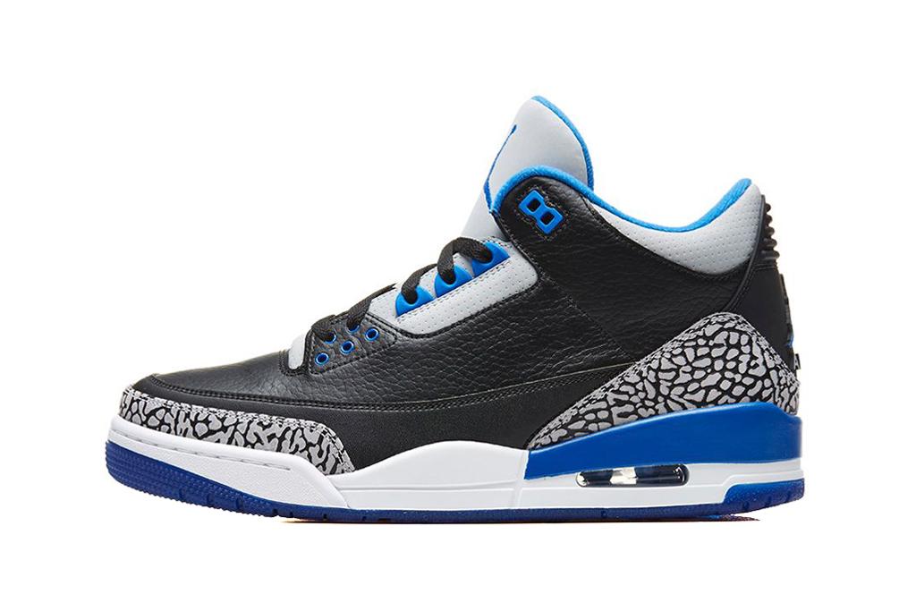 """Air Jordan 3 Retro """"Sport Blue"""""""