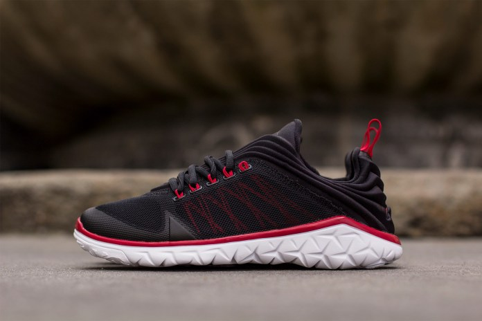 Air Jordan Flight Flex Trainer Black/Gym Red-White