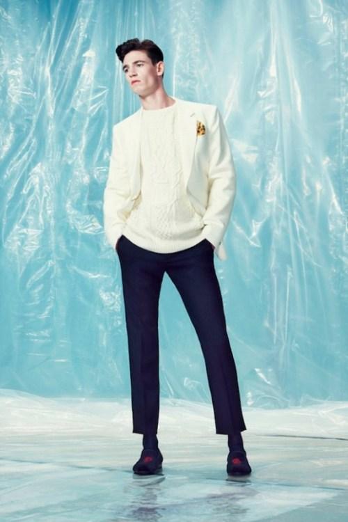 Alexander McQueen 2014 Pre-Fall Lookbook