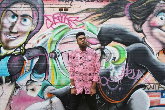 #AROUNDTOWN featuring MNEK