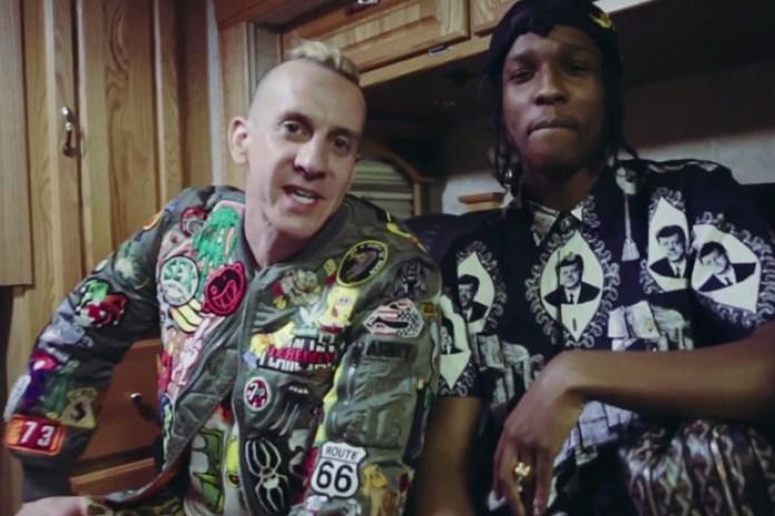 A$AP Rocky's 'SVDDXNLY' – Part 4