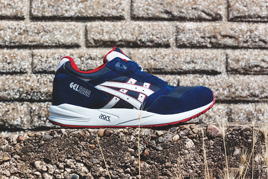 asics 2014 fall gel saga navy soft grey