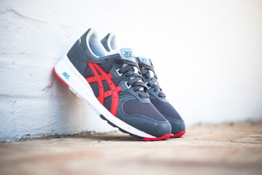 ASICS Gel Epirus Dark Grey/Fiery Red