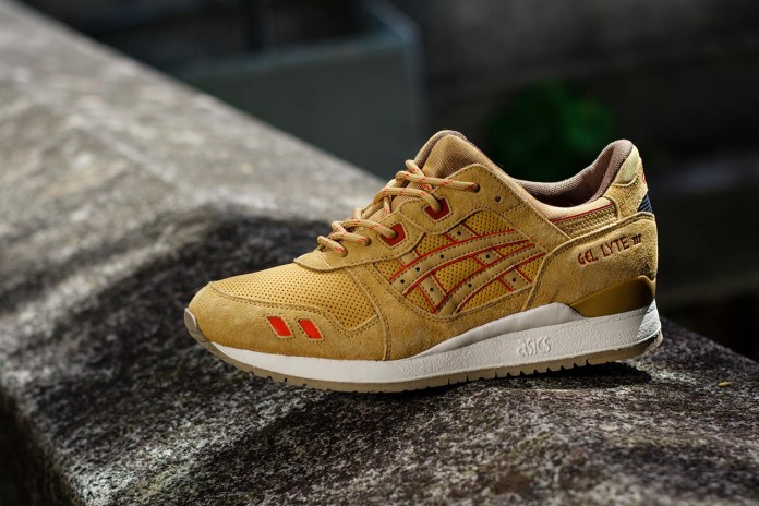 "ASICS Gel Lyte III ""Honey Mustard"""