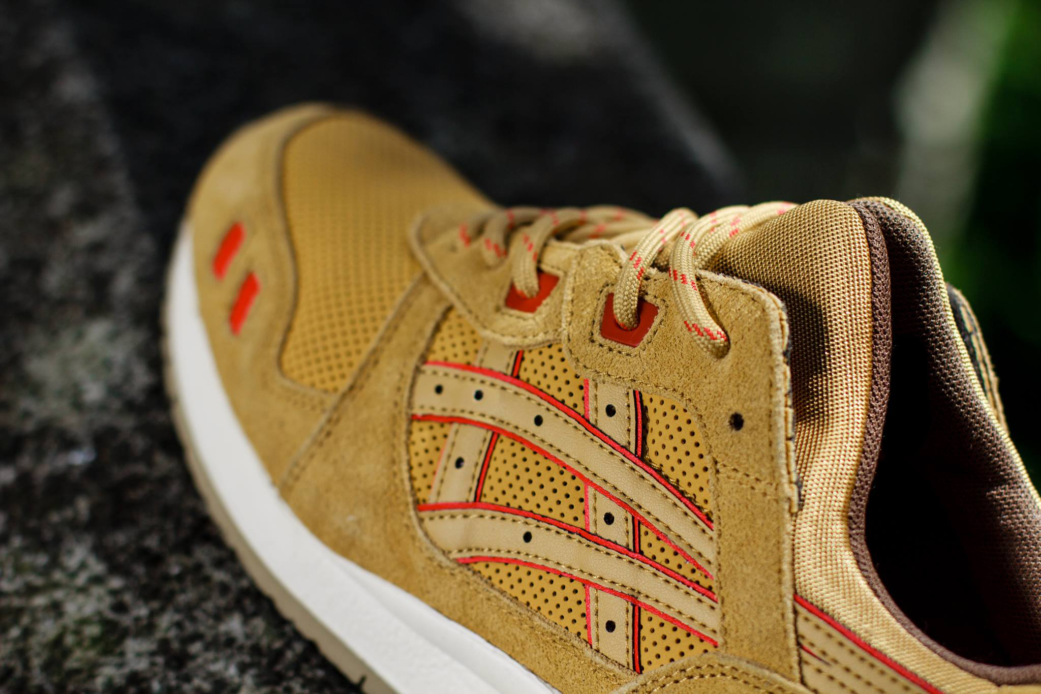 asics gel lyte iii honey mustard