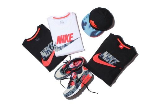 "atmos x Nike Sportswear ""Bleached Denim"" Pack"