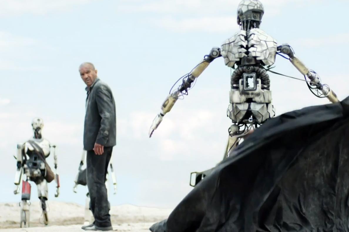 Automata Official Trailer