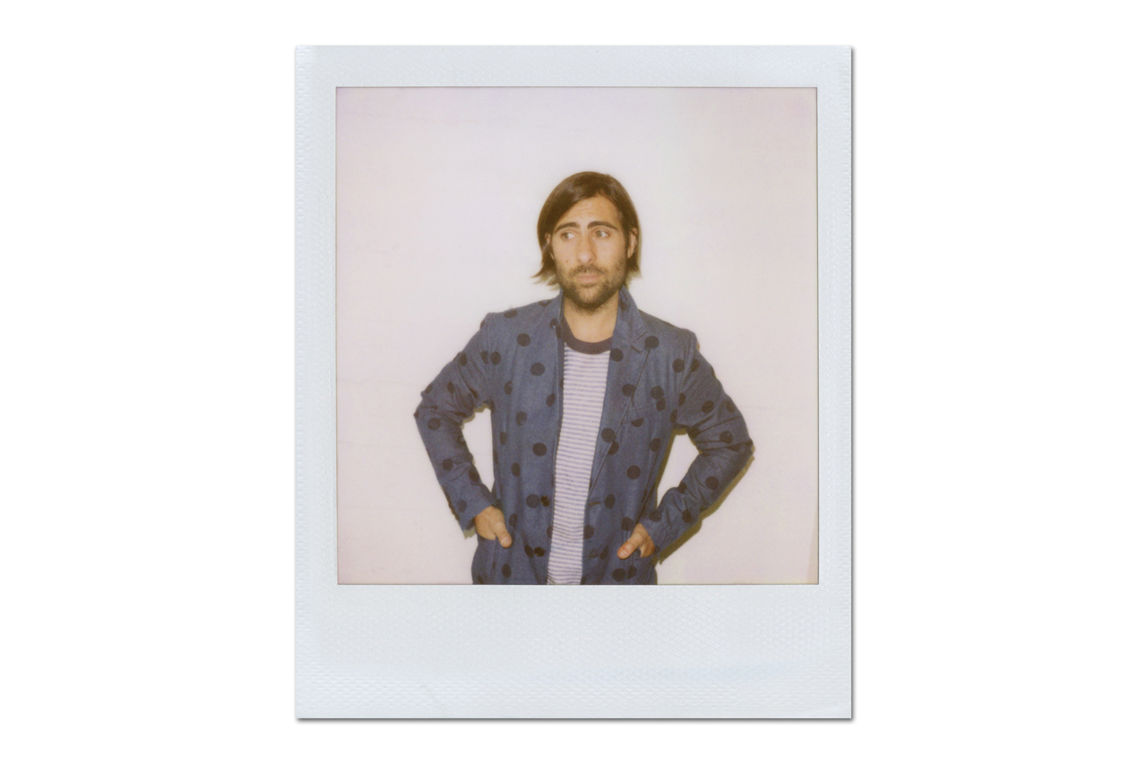 Band of Outsiders 2014 Fall/Winter Campaign Starring Spike Jonze & Jason Schwartzman