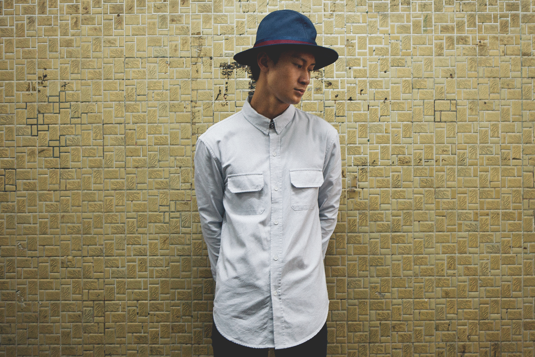 Band of Outsiders 2014 Fall/Winter Shirt Collection