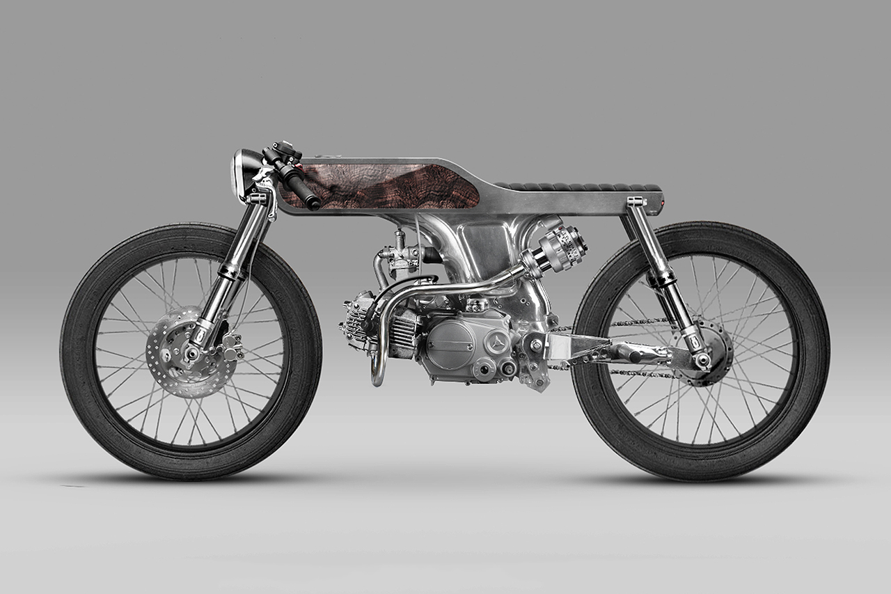 Bandit9 Bishop Motorcycle