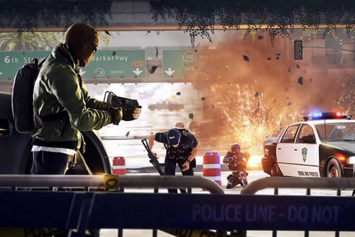 Battlefield: Hardline 12-Minute Single-Player Gameplay Trailer