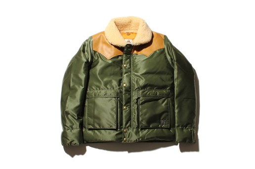 BEAMS x Rocky Mountain Featherbed x Porter 2014 Fall/Winter Collection