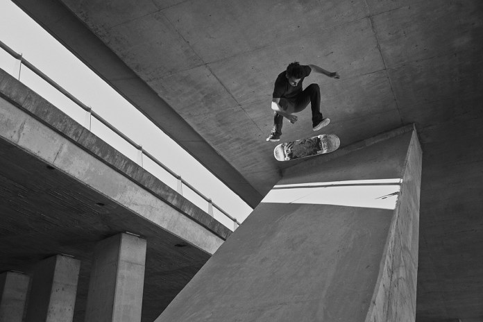 Behind the Scenes of Converse's CONS Weapon Shoot in Lisbon