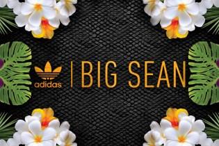 Big Sean x adidas Originals 2014 Fall Teaser