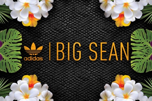 Big Sean x adidas Originals 2014 Fall Teaser