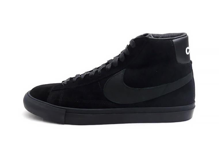 BLACK COMME des GARÇONS x Nike Blazer High Premium CDG SP