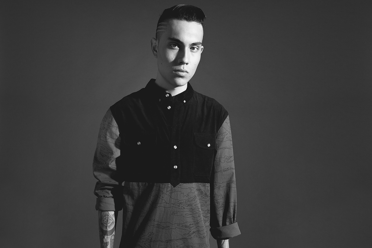 black scale 2014 fall winter lookbook