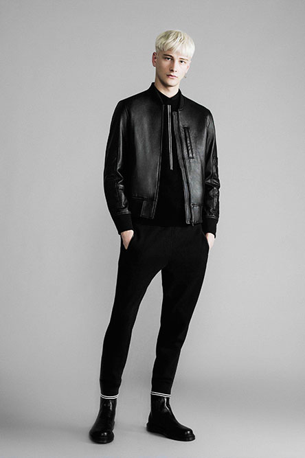 BLACKBARRETT by Neil Barrett 2014 Fall/Winter Lookbook