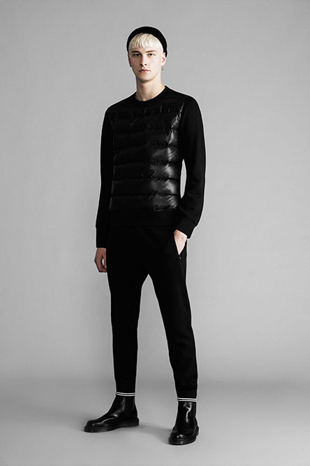 blackbarrett by neil barrett 2014 fall winter lookbook
