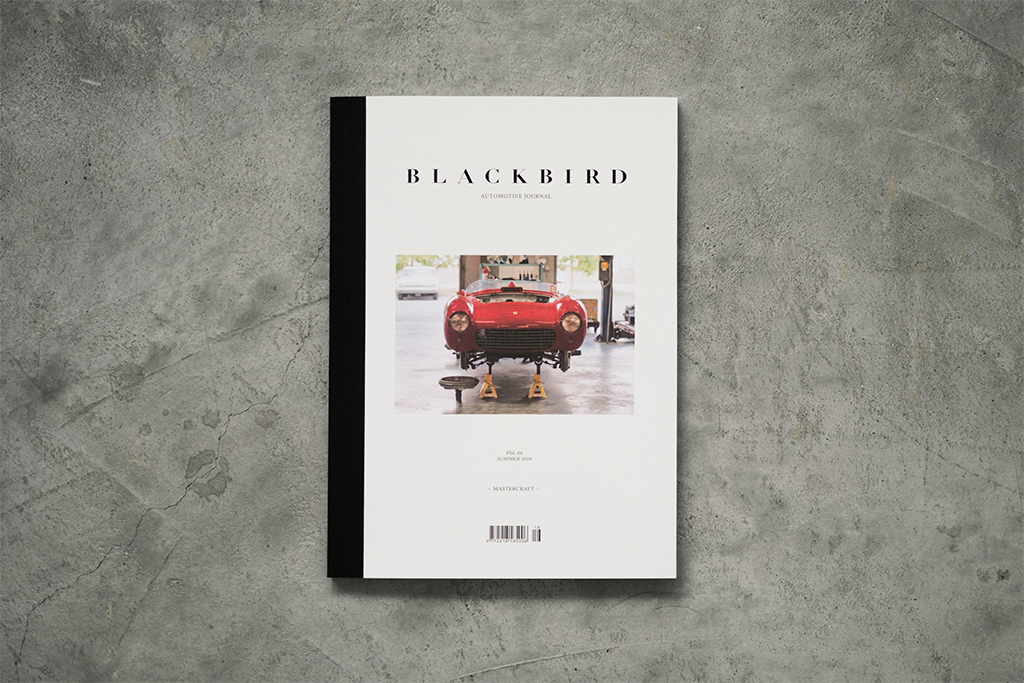 "Blackbird Vol. 4 ""Mastercraft"""