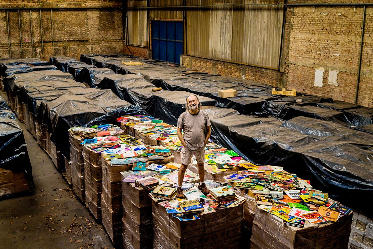 Check Out the World's Largest Record Collection