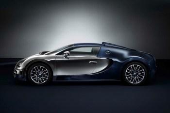 """Bugatti Legends Veyron Grand Sport Vitesse """"Ettore Bugatti"""" Edition"""