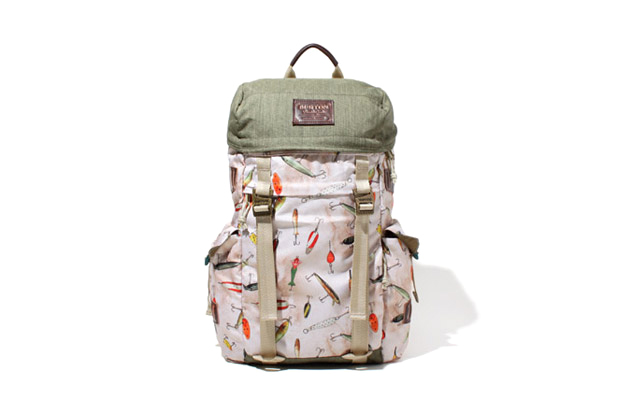 burton 2014 fall winter fishing lure collection