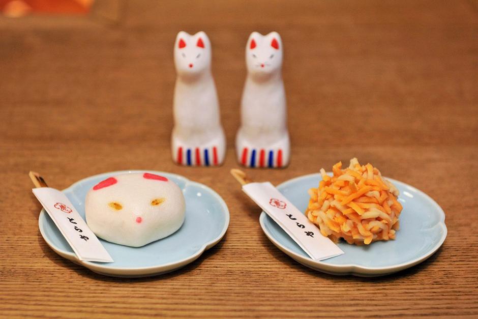 Café Kitsuné Updates Menu in Tokyo