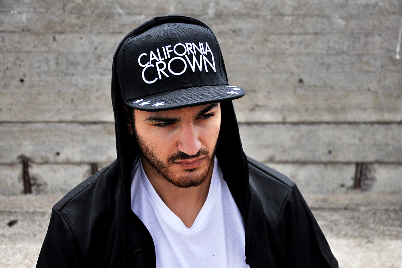 california crown black au collection