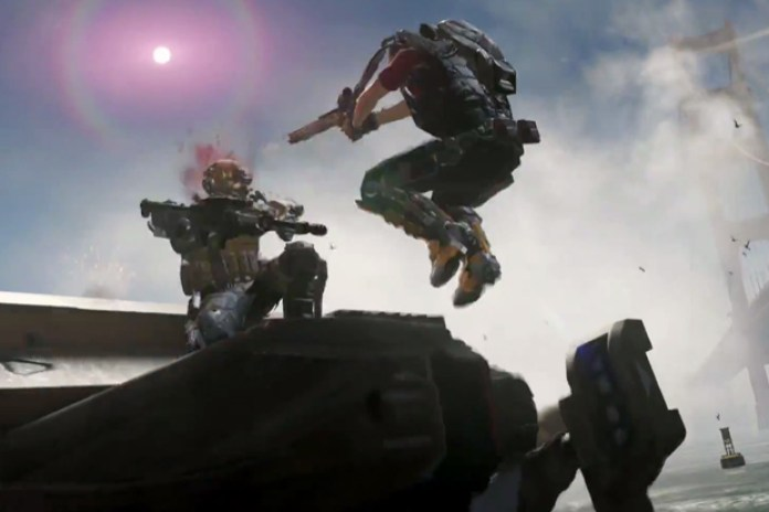 Call of Duty: Advanced Warfare Multiplayer Reveal Trailer