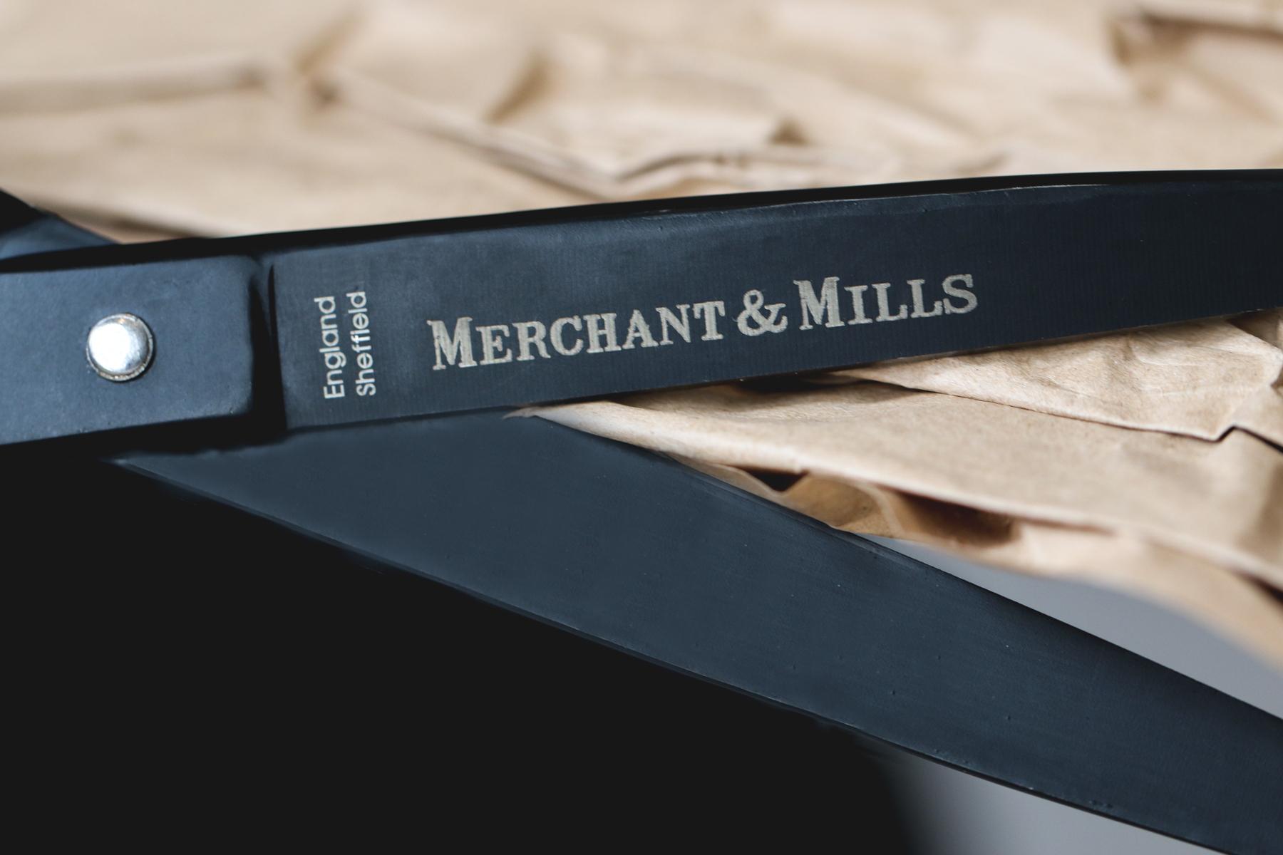Carhartt WIP x Merchant & Mills Teflon Scissors