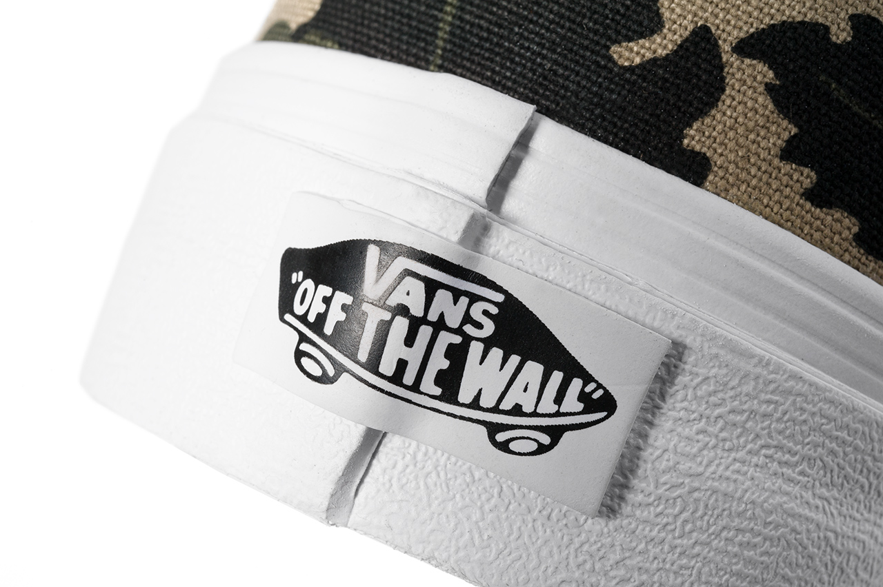 Carhartt WIP x Vans Classics 2014 Fall/Winter Era