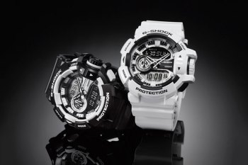 "Casio G-Shock 2014 ""Hyper Colors"" Collection"