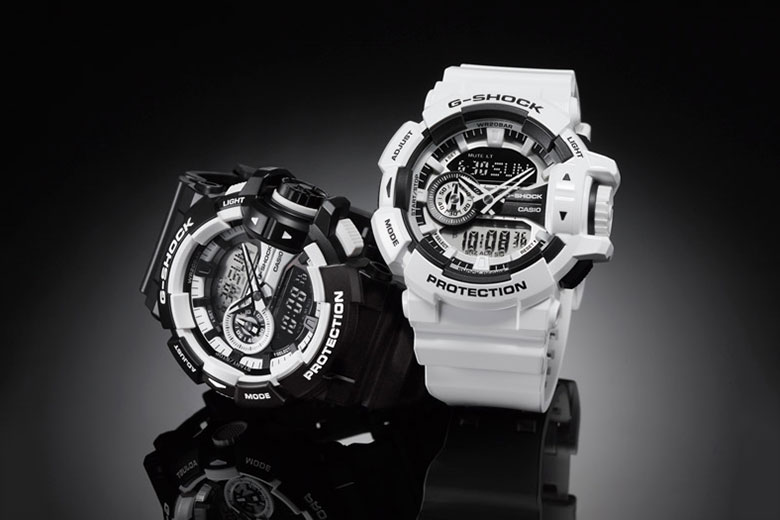 """Casio G-Shock 2014 """"Hyper Colors"""" Collection"""