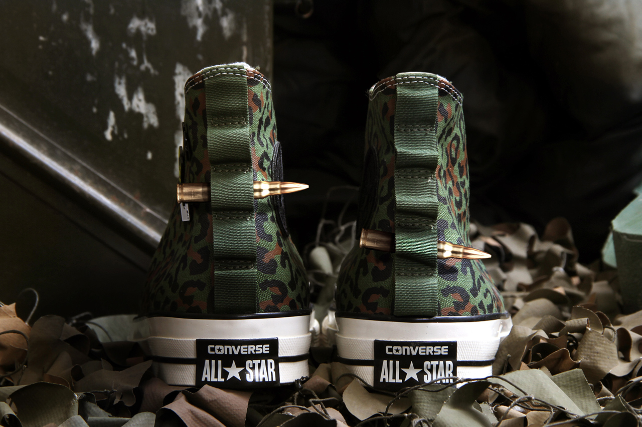 """Concepts for Converse Chuck Taylor All Star 1970s """"Zaire Leopard Camo"""""""