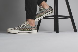 A Closer Look at the Missoni x Converse 2014 Fall Collection