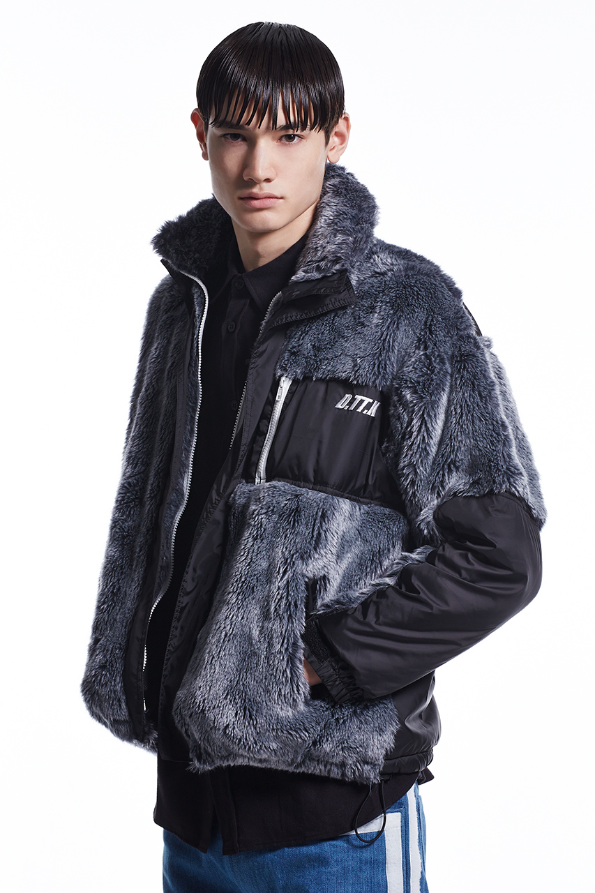 D.TT.K 2014 Fall/Winter Lookbook