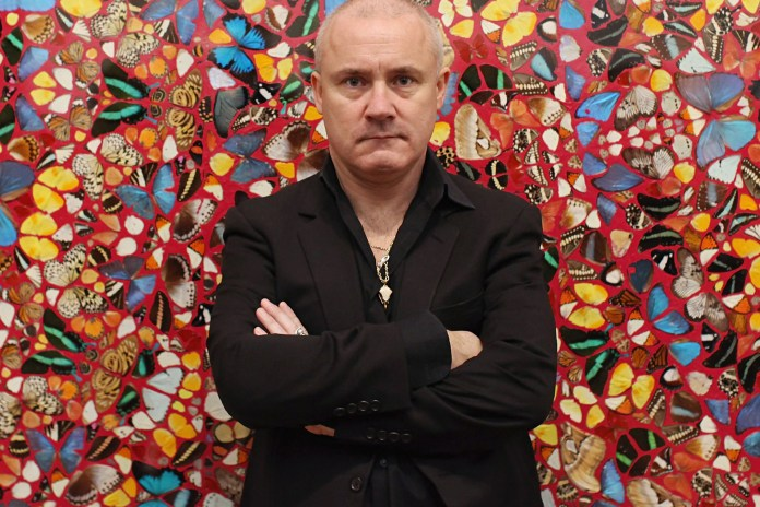 Damien Hirst to Build His Own Town in North Devon