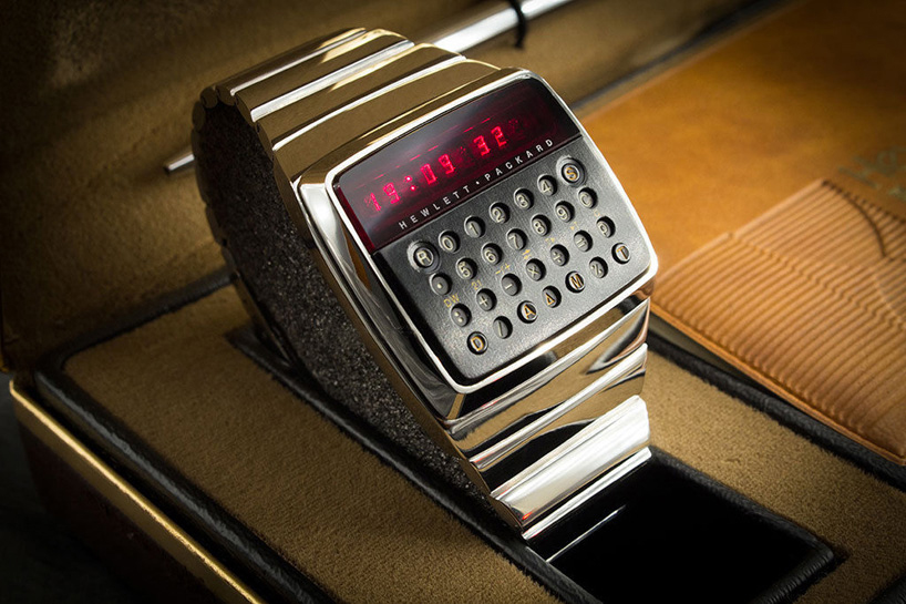 Did Hewlett-Packard Design the World's First Smartwatch?