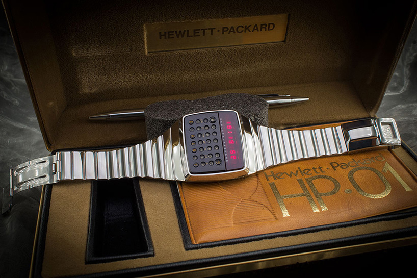 Did Hewlett-Packard Design the World's First Smartwatch?