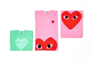 Dover Street Market x COMME des GARCONS PLAY 10th Anniversary Collection