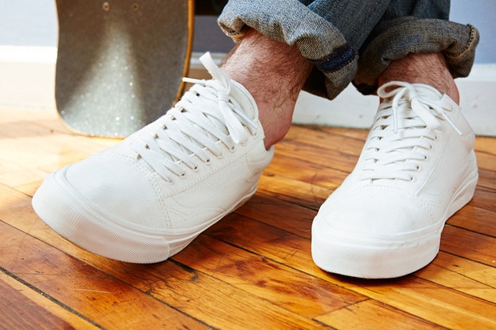 "DQM x Vans 2014 Summer ""Square Ones"" Collection"