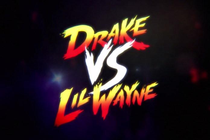 Drake Vs Lil Wayne App by Capcom