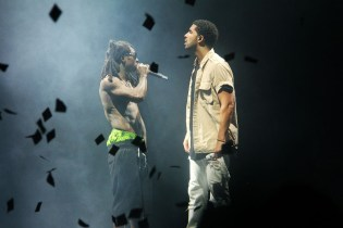 Drake vs. Lil Wayne Tour App Promo & Joint Tour Opening Night