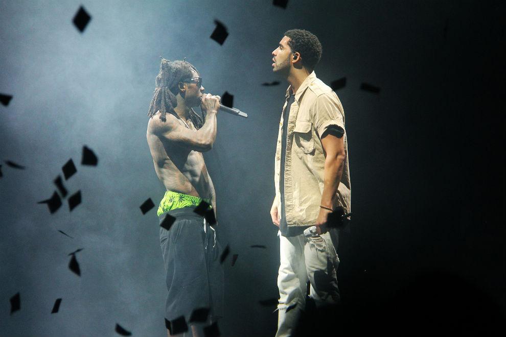 Drake vs. Lil Wayne Tour App Promo & Joint Tour Opening Night
