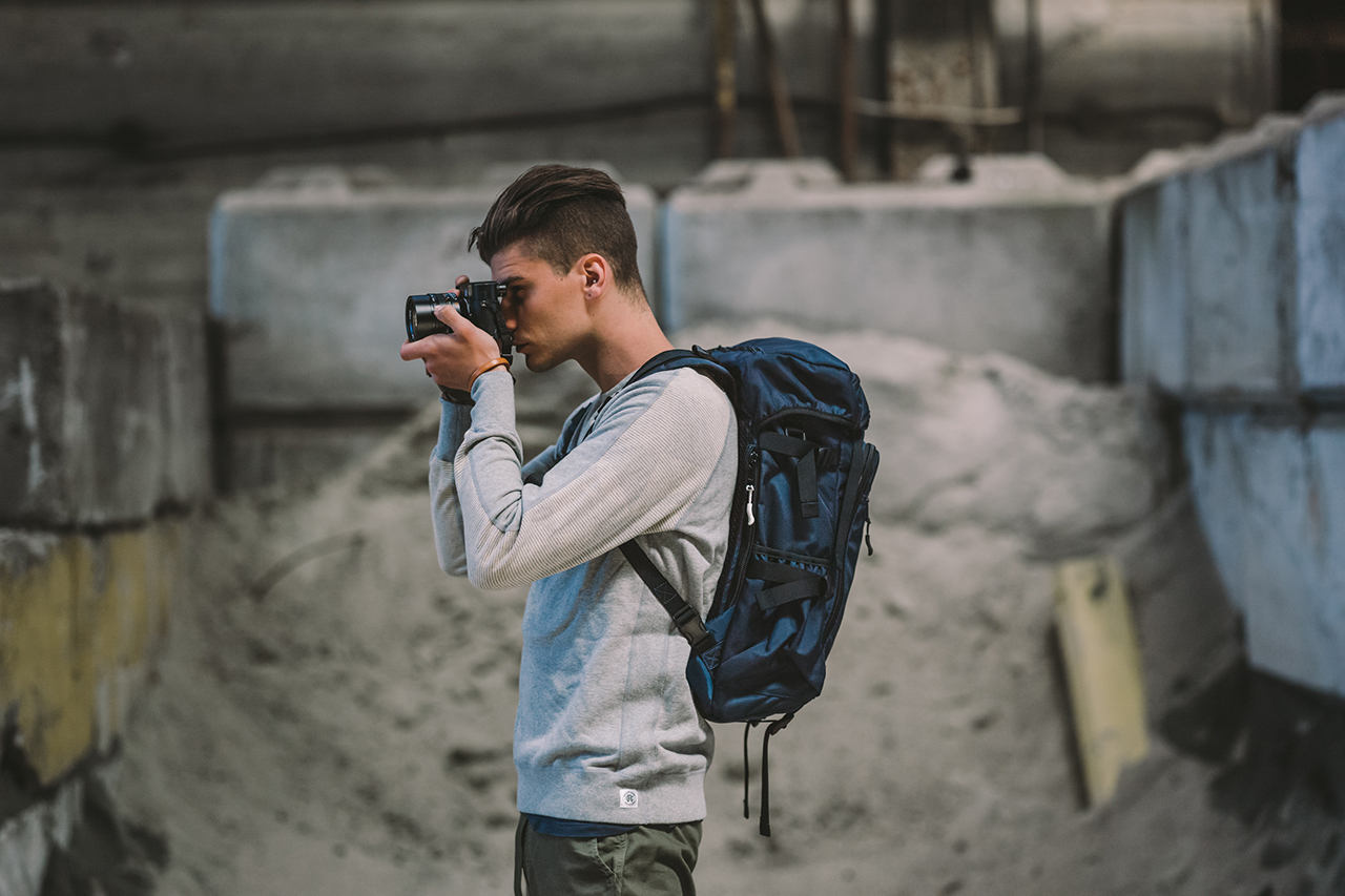 DSPTCH's Introduces New Colored Options in its 2014 Fall/Winter Lookbook