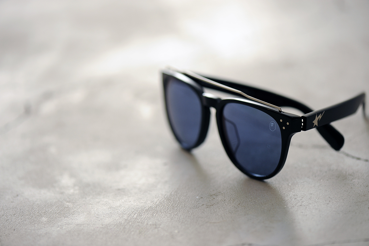 EAST TOUCH x A Bathing Ape Eyewear Sunglasses