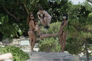 "Eli Reed Skates the Playboy Mansion in ""Lost Paradise"""