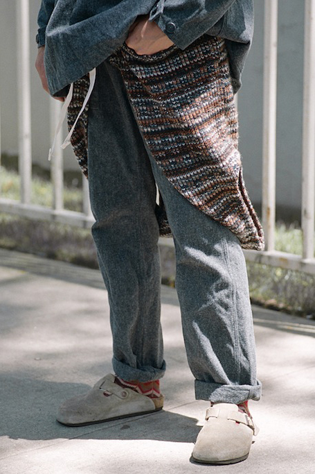 "Engineered Garments 2014 Fall/Winter ""this/FROM"" Editorial by NEPENTHES"