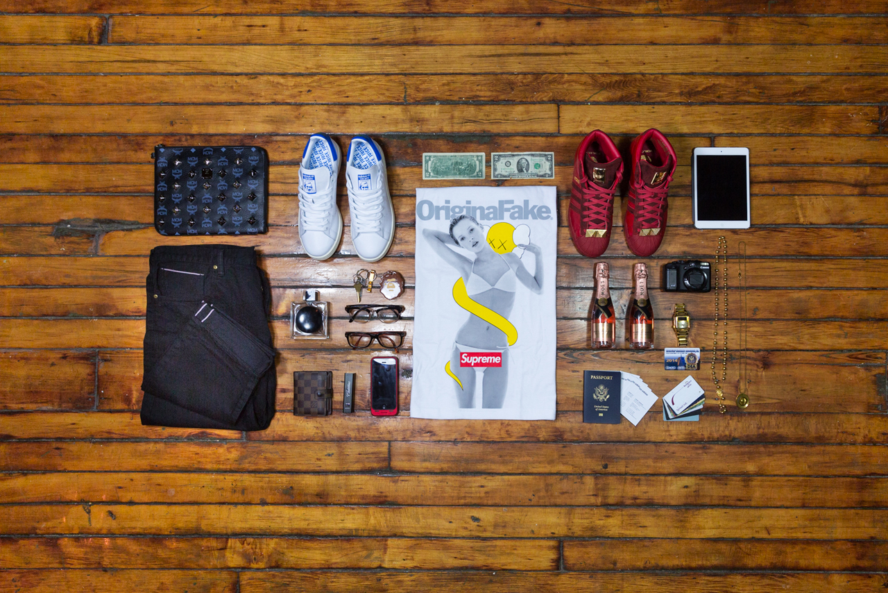 "Essentials: Jusepet ""Juice"" Rodriguez of adidas"